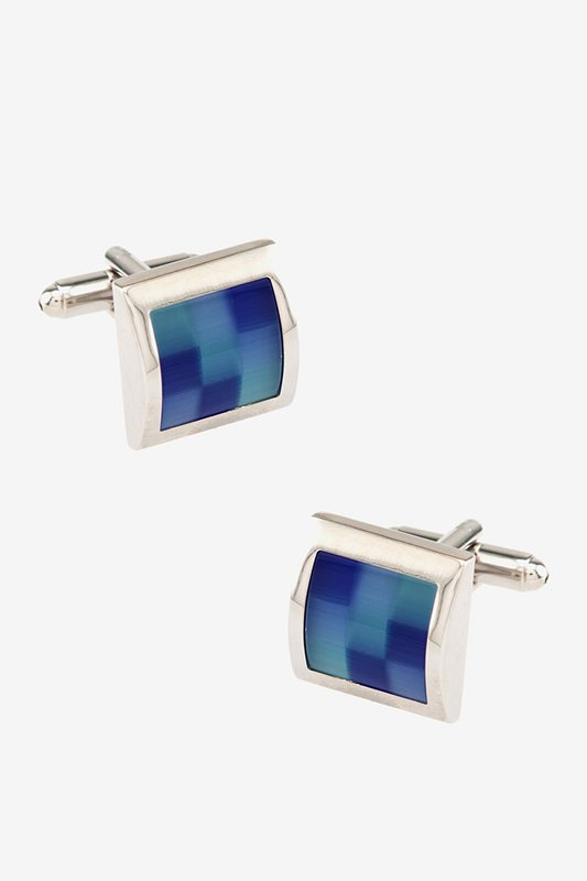 Square Color Scheme Cufflinks