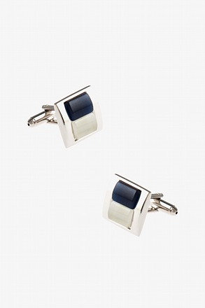 Stacked Gems Cufflinks