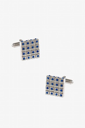 Top Line Square Cufflinks