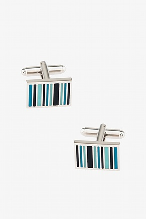 Vertical Stripes Multi Cufflinks