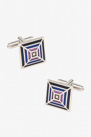 Walter Square Cufflinks