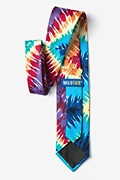 Groovy Tie-Dye Tie Photo (1)