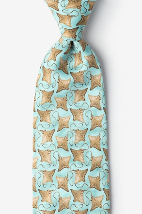 _Spotted Eagle Ray Tie_