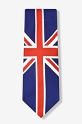 Union Jack Tie Photo (1)