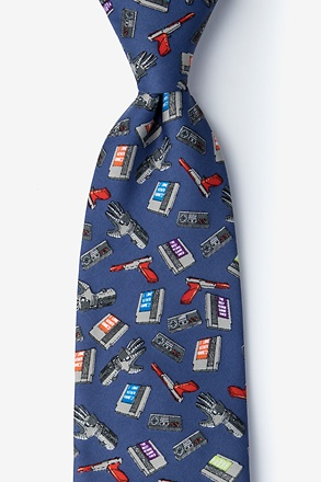 I Love Video Games Tie