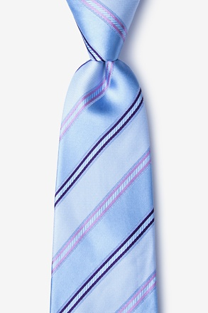 Abbert Blue Tie