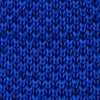 Blue Silk Classic Solid Knit Tie