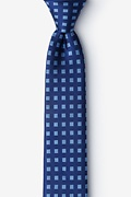 Flores Tie Skinny Tie Photo (0)