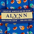 Football & Helmets Boys Tie by Alynn Novelty