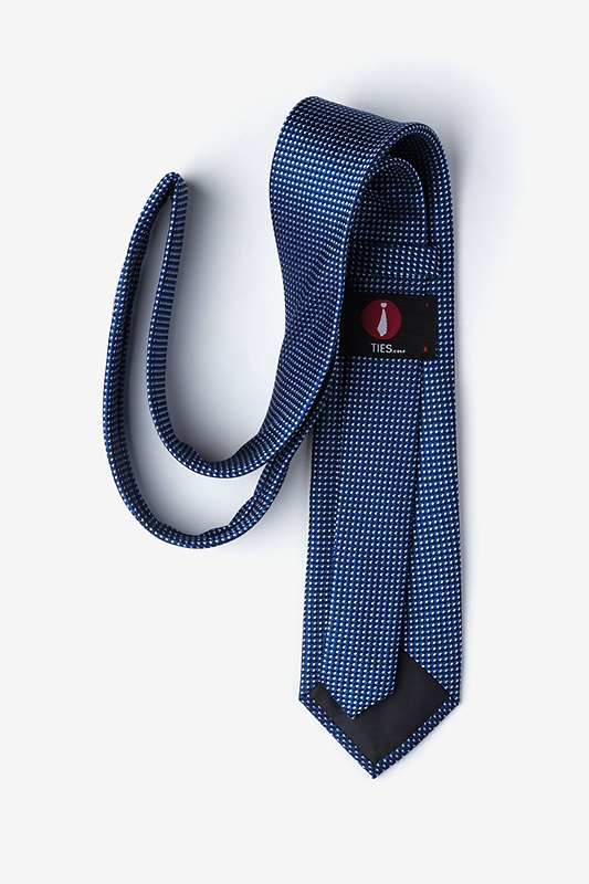 Groote Blue Extra Long Tie Photo (1)