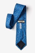 Hammerhead Shark Blue Tie Photo (1)