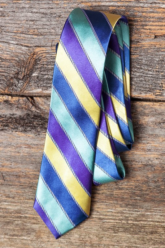 Know the Ropes Skinny Tie Photo (3)