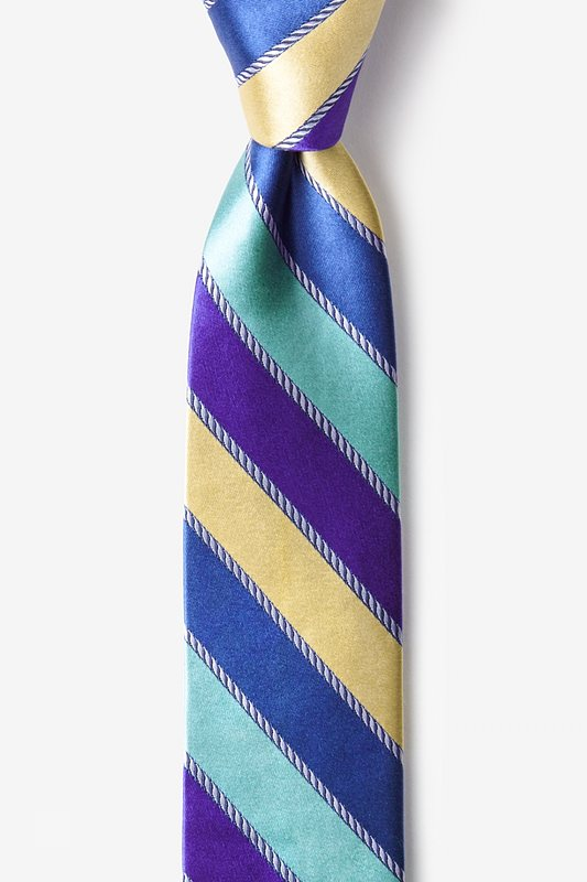 Know the Ropes Skinny Tie Photo (0)