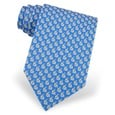 Micro Sailboats Tie by Alynn Novelty