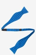 Micro Sharks Self Tie Bow Tie by Alynn Bow Ties