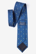 Off Tropic Blue Tie