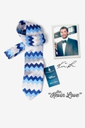PCAA x Kevin Love Skinny Tie Photo (2)