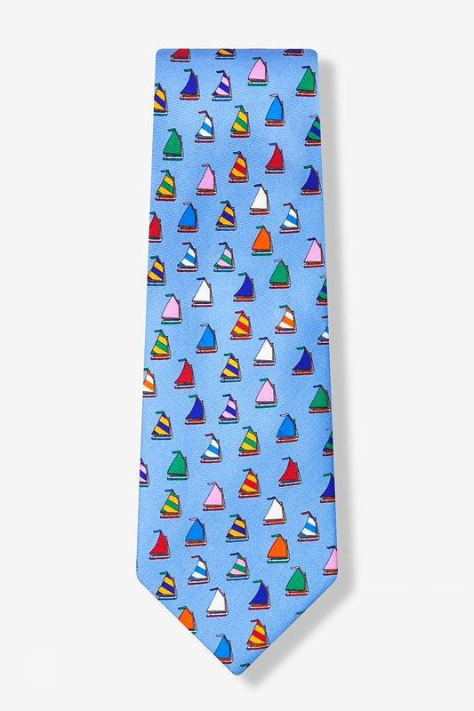 Rainbow Fleet Tie Photo (1)