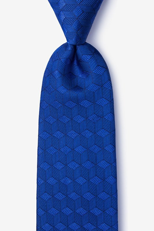 Salt Blue Tie Photo (0)