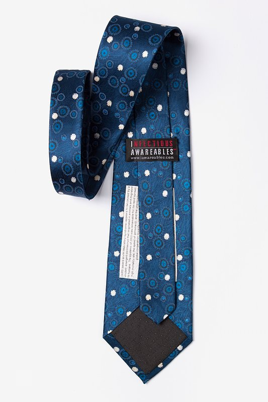 SARS Blue Extra Long Tie Photo (2)