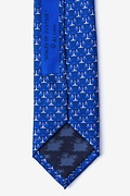 Scales Of Justice Skinny Tie Photo (2)