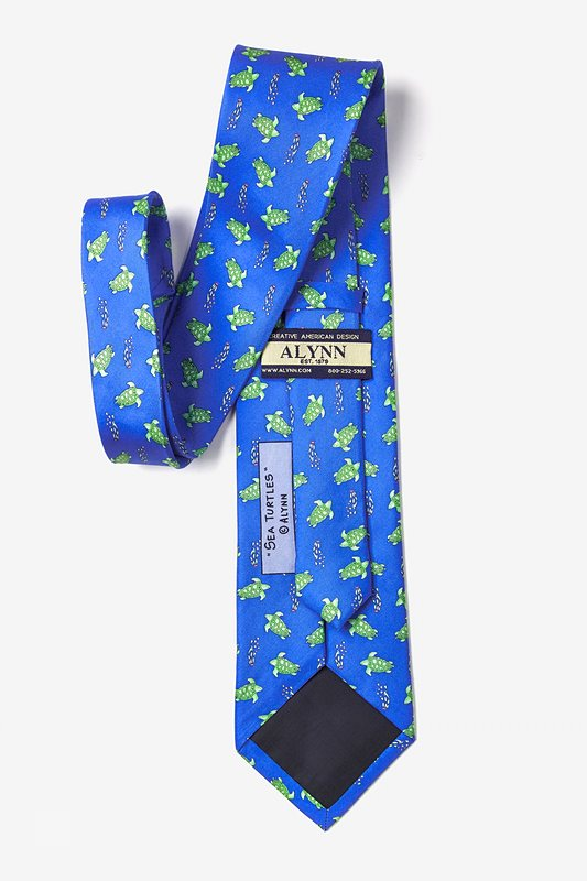 Sea Turtles Tie