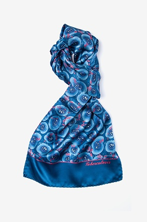Tuberculosis Oblong Scarf