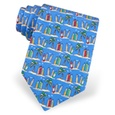 Waiting For Waves Tie by Alynn Novelty