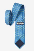 Whales' Tails Tie
