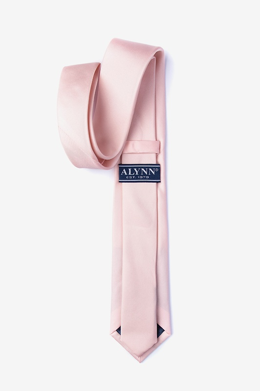 Blush Tie For Boys Photo (1)