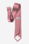 Bridal Rose Skinny Tie Photo (2)