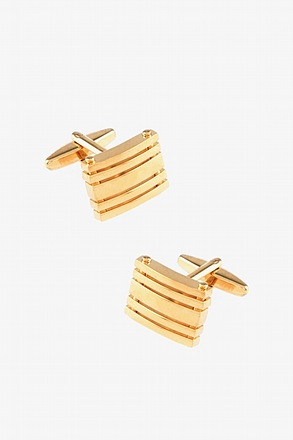 Solid Fence Cufflinks