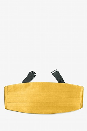 _Bright Gold Cummerbund_