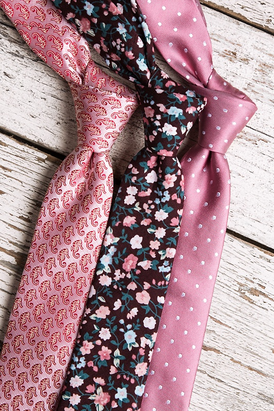 August Brown Extra Long Tie Photo (2)