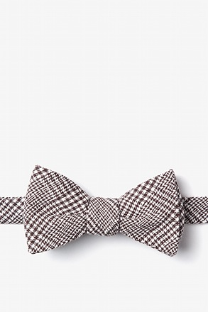 Cottonwood Butterfly Bow Tie