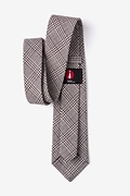 Cottonwood Brown Extra Long Tie Photo (2)