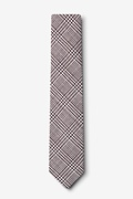 Cottonwood Brown Skinny Tie Photo (1)