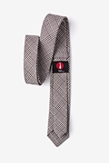 Cottonwood Brown Skinny Tie Photo (2)
