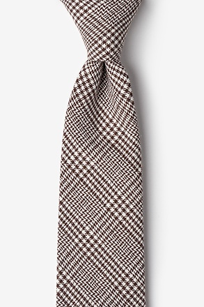 _Cottonwood Brown Tie_