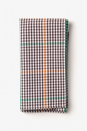 Douglas Brown Pocket Square
