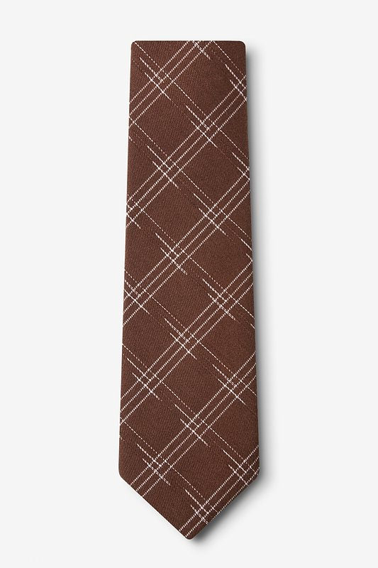 Escondido Brown Tie Photo (1)
