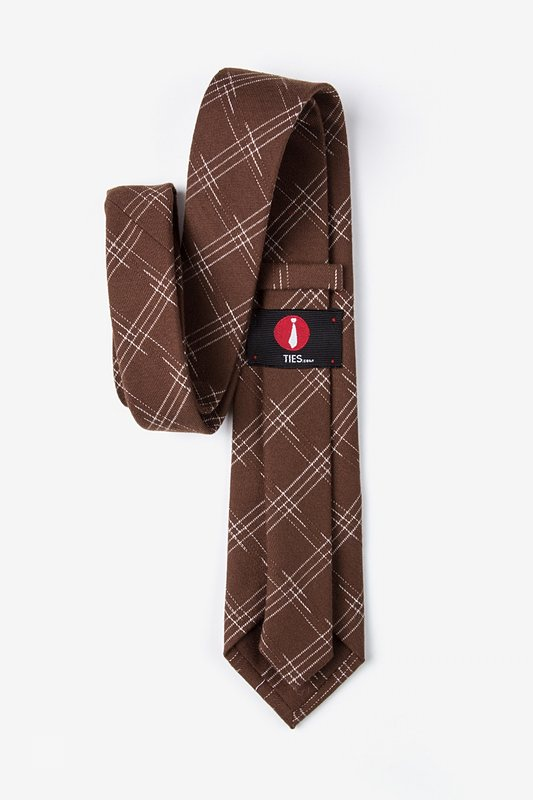 Escondido Brown Tie Photo (2)