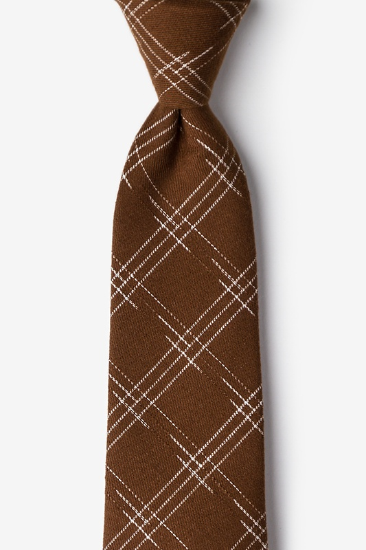 Escondido Brown Tie Photo (0)
