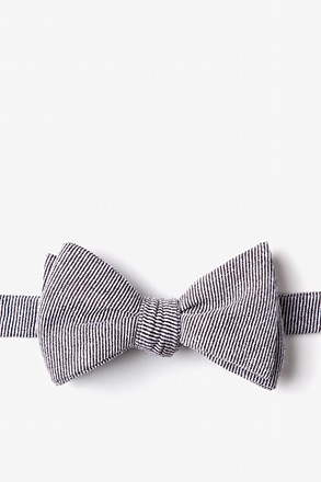 Hitchcock Butterfly Bow Tie