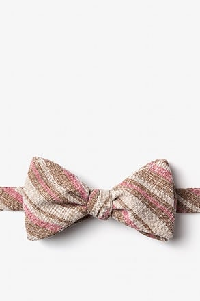 _Katy Brown Self-Tie Bow Tie_