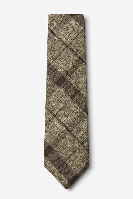 Kirkland Brown Tie Photo (1)