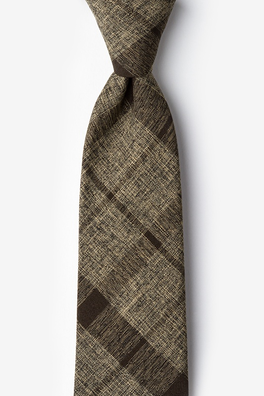 Kirkland Brown Tie Photo (0)