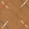 Brown Cotton La Mesa Extra Long Tie