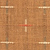 Brown Cotton La Mesa Pocket Square