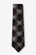 Richland Brown Extra Long Tie Photo (1)